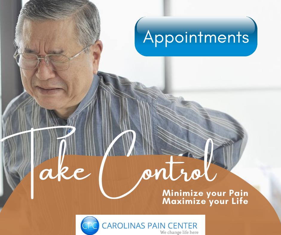 Pain Management Appointments
