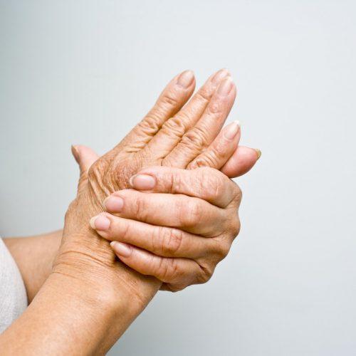 upper extremities arthritis pain